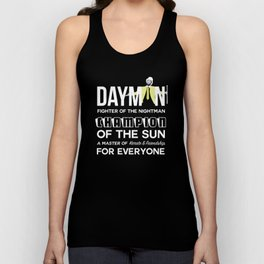 Dayman Unisex Tank Top