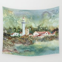 Whitefish Point Wall Tapestry