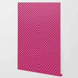 Checkered Pattern VIII Wallpaper