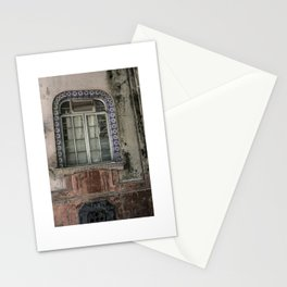 Rustic Walls of Mexico City | Travel Photography Stationery Cards