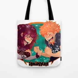 We Love Haikyuu!! Tote Bag