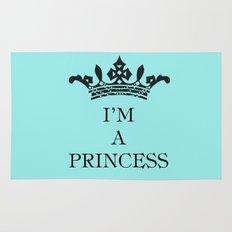 I'm a princess Rug