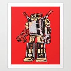 Nestron Art Print