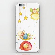 Baby weight iPhone & iPod Skin