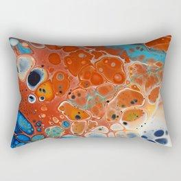 Erupt Rectangular Pillow
