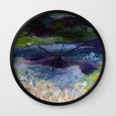 recent dream Wall Clock