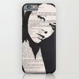 Katrina iPhone Case