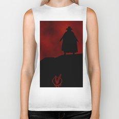 V for Vendetta (e3) Biker Tank