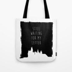 Hogwarts Letter Tote Bag