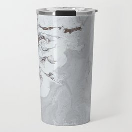 Winter Copper Travel Mug