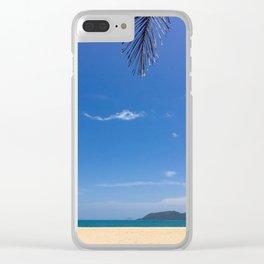 Nha Trang  Beach Vietnam Clear iPhone Case