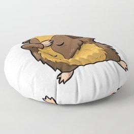 Dabbing Guinea Pig Shirt Hamster Cavy Dab Pet Gift Floor Pillow