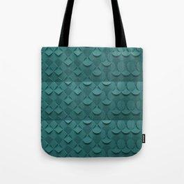 turquoise shine, sequins, shine, turquoise Tote Bag