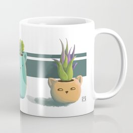 Suculentas Coffee Mug