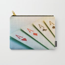 Playing cards Carry-All Pouch