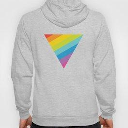 Pride: Rainbow Triangle Hoody