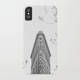 Flatiron Building NYC iPhone Case
