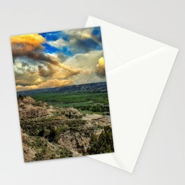 Theodore Roosevelt National Park,ND Stationery Cards