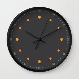 Preciso - Grey II Wall Clock