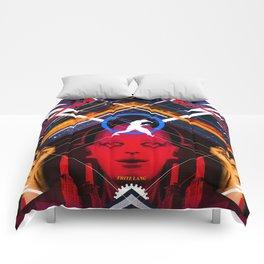 Visions of the Future :: Metropolis Comforters