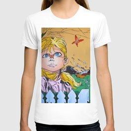 Butterflies and Daydreams T-shirt