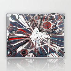 Abstract Duck Face Laptop & iPad Skin