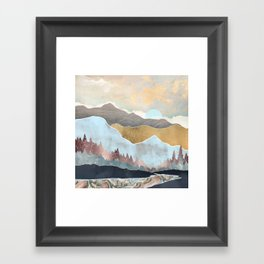 Winter Light Framed Art Print