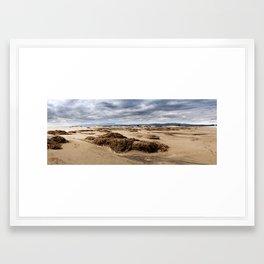Post-temporal 1 Framed Art Print