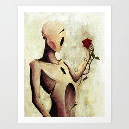Mercy of the Thorns Art Print
