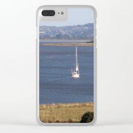 In too Port Launceston - Tasmania - Aus Clear iPhone Case