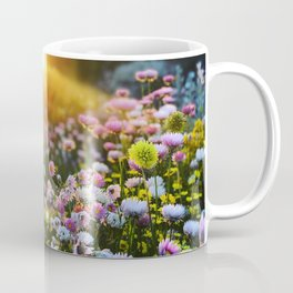 Magical Wildflowers Coffee Mug