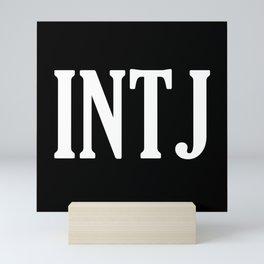 INTJ Mini Art Print