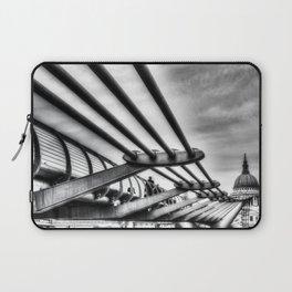 The Millenium Bridge Laptop Sleeve