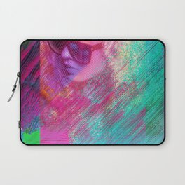 Lost In The Matrix Laptop Sleeve