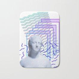Vaporwave Greek Bath Mat
