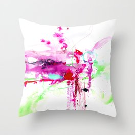 A Mystic Encounter No.1d by Kathy Morton Stanion Throw Pillow