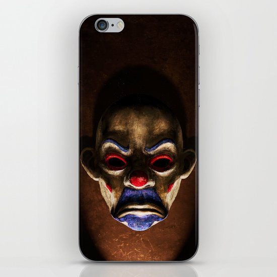 SINISTER iPhone & iPod Skin