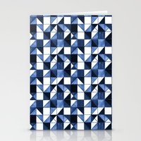 blues Stationery Cards featuring Blues by jozi.art