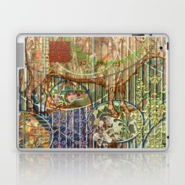Driving Out Miss Martineau (1) Laptop & iPad Skin