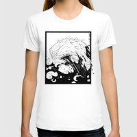 moby dick T-shirts featuring Moby Dick by JoJo Seames