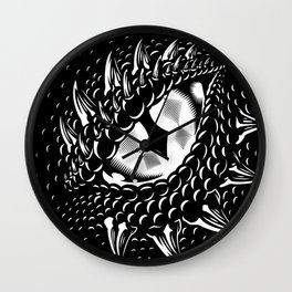 Dragon Eye  Wall Clock