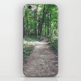 trails iPhone Skin