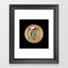 Cydney Framed Art Print