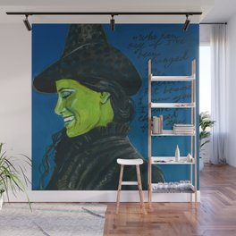 Elphaba-Wicked Wall Mural