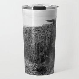 Highland cow II Travel Mug