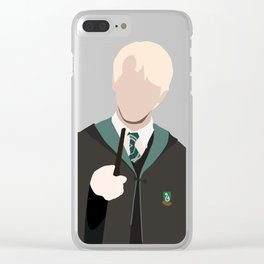 If my father knew I was doing this... Clear iPhone Case
