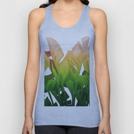 Leaves of Summer Unisex Tank Top