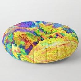Ion Theodorescu Sion Piatra Craiului Floor Pillow