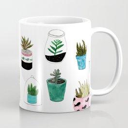 Lovely succulents Coffee Mug