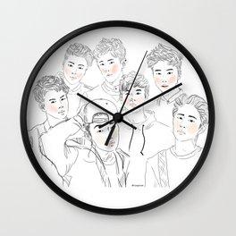 iKON Wall Clock